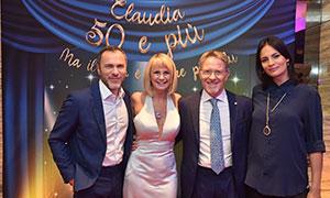 Blue Party | Claudia Mirra